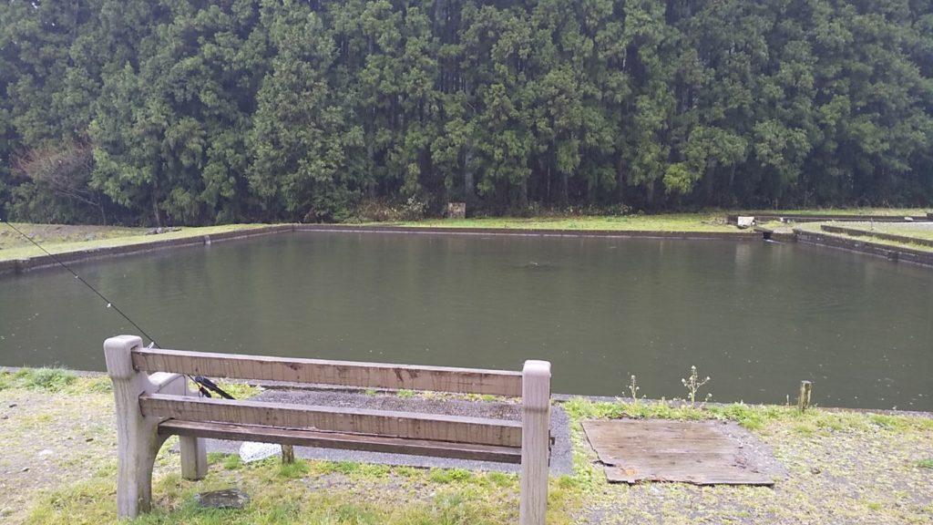 リリース専用池