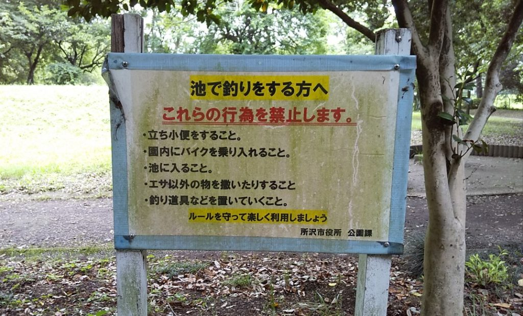 滝の城址公園3
