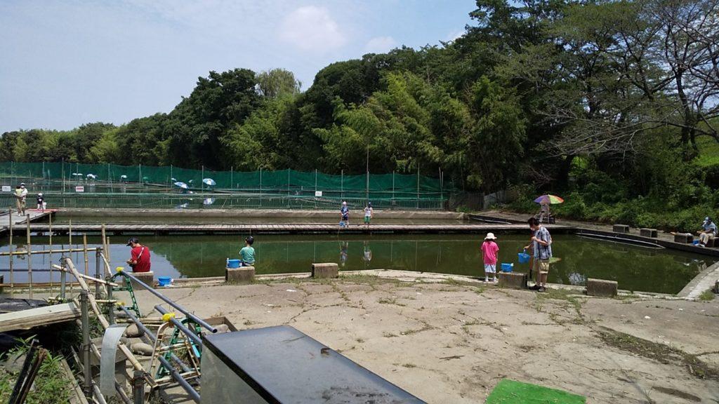 道満釣り場